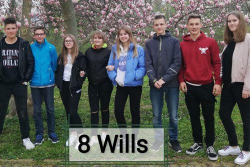 8 Wills