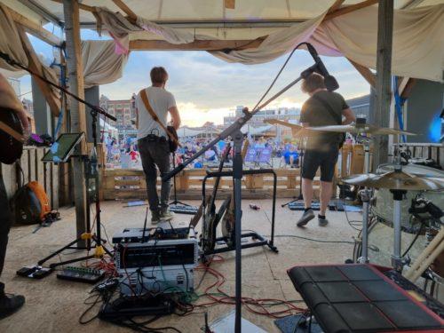 Fête de la Musique Magdeburg 2021 (c) Café Treibgut
